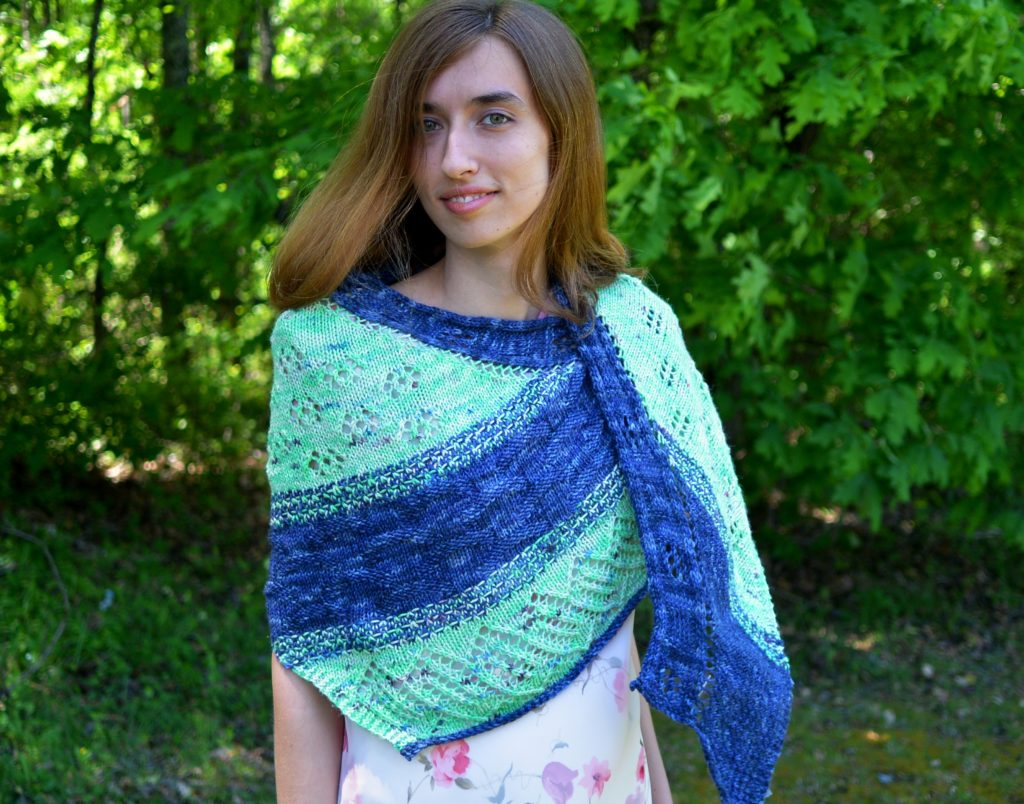 Pan-dimensional surfboard shawl photo 2